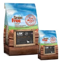 LISK GRAIN FREE Dog Chicken, Sweet Potato & Herb