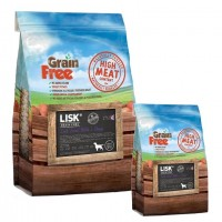 LISK GRAIN FREE Dog Duck, Sweet Potato & Orange