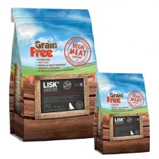 LISK GRAIN FREE Dog Large Breed Turkey, Sweet Potato & Cranberry