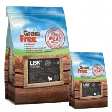 LISK GRAIN FREE Dog Small Breed Chicken, Sweet Potato & Herb