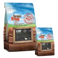 LISK GRAIN FREE Dog Lamb, Sweet Potato & Mint