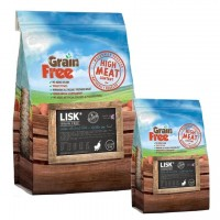 LISK GRAIN FREE Dog Puppy / Junior Large Breed Salmon with Sweet Potato & Vegetables