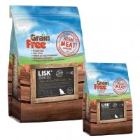 LISK GRAIN FREE Dog Puppy Chicken with Sweet Potato, Carrots & Peas