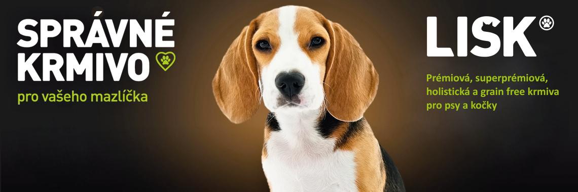 Krmivo LISK! pro psy