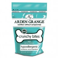 Arden Grange Crunchy Bites light rich in chicken 225 g