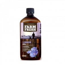 Farm Fresh - Linseed Oil - Lněný olej 200 ml