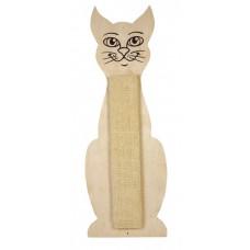 Škrabadlo pro kočky - kočka