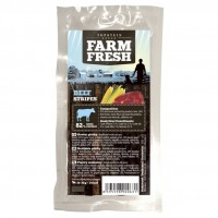 Farm Fresh Beef Stripes - Hovězí plátky 100 g