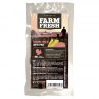 Farm Fresh Poultry Stripes - Drůbeží plátky 100 g