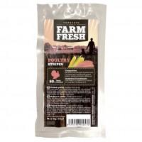 Farm Fresh Poultry Stripes - Drůbeží plátky 250 g