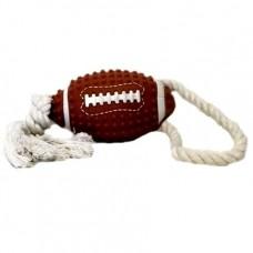 Rugby míč na laně velký 38 cm